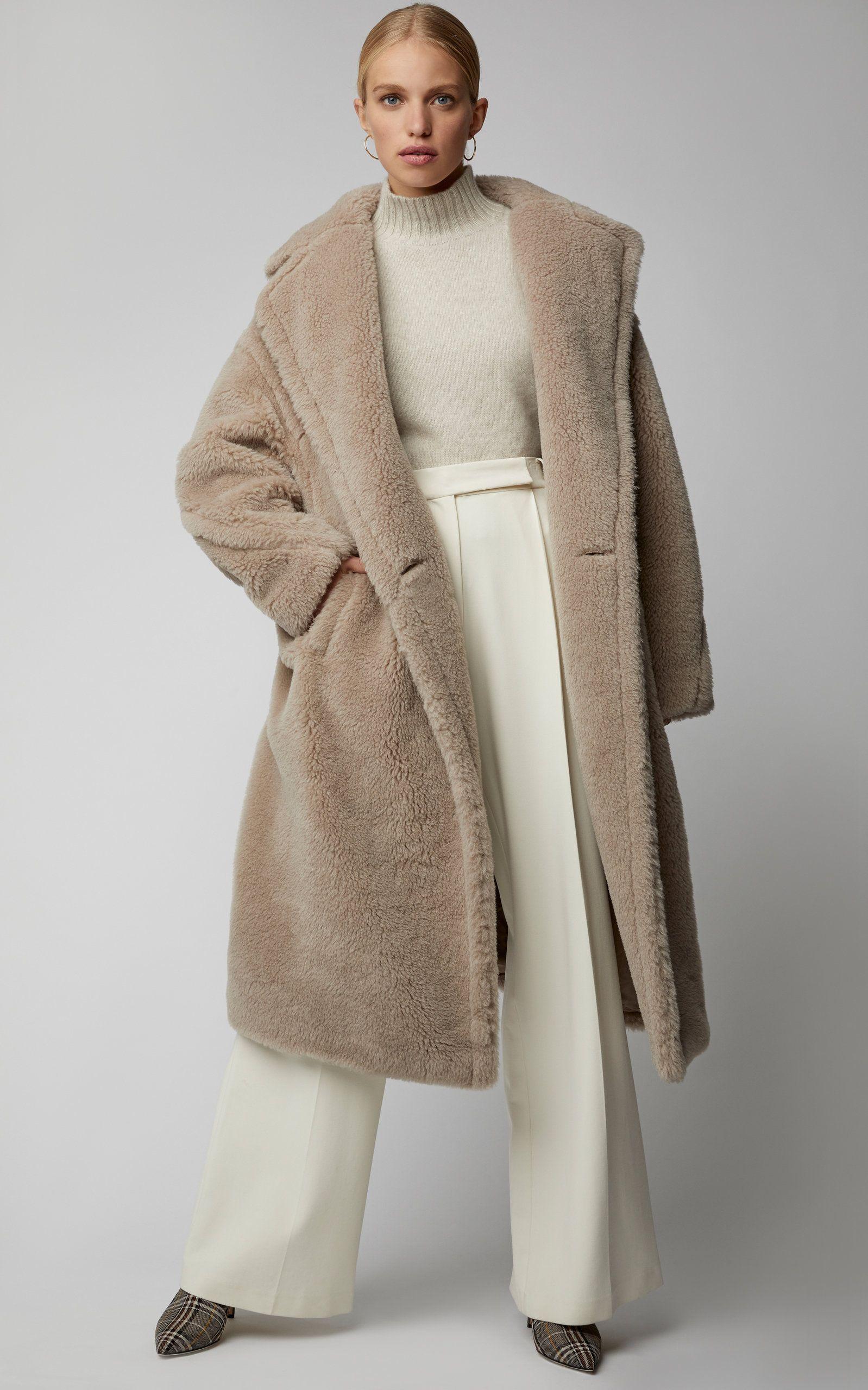 29+ Max mara teddy coat inspirations
