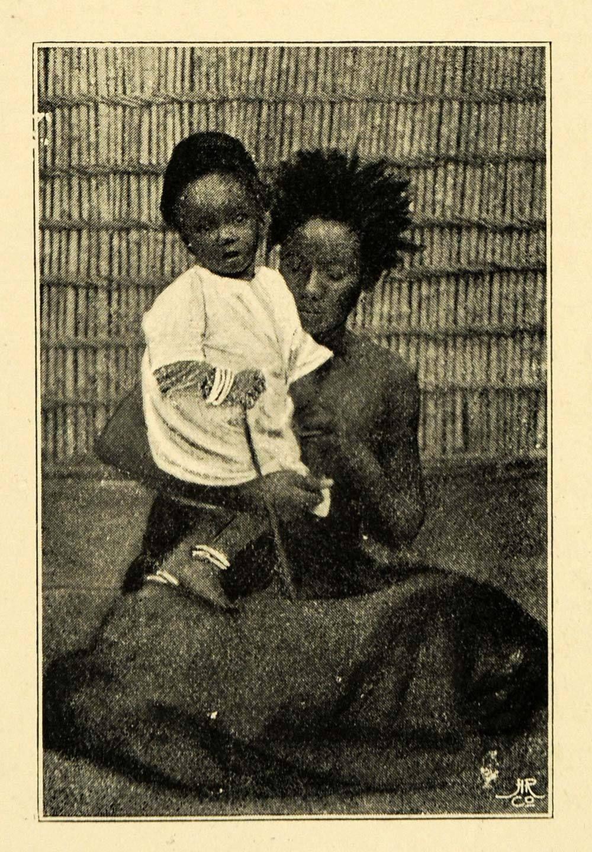 King Daudi Chwa Uganda 1907
