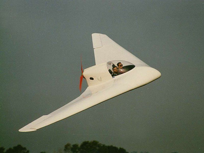 U201cThe Horten Flying Wing: A Build It Yourself Kit Plane For The Weekend  Aviator.