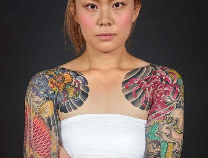 Irezumi Ou Le Tatouage Japonais Traditionnel Japanese Tattoos