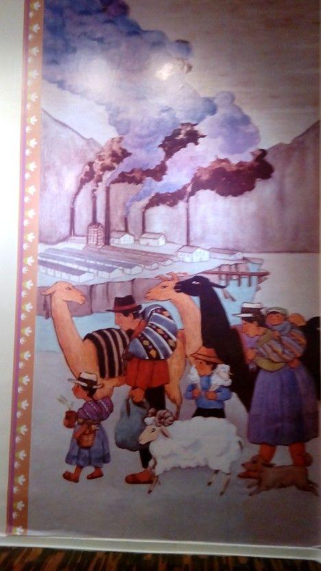 Ilustraciones de literatura infantil peruana