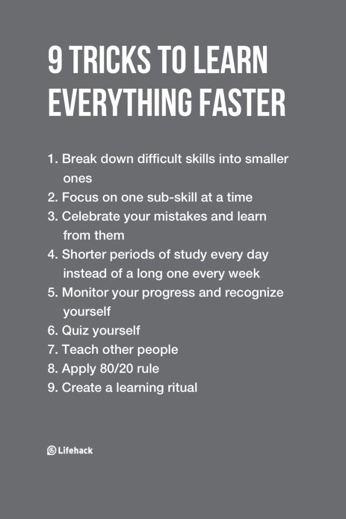 The Ability To Learn Faster Than Your Competitors May Be ...