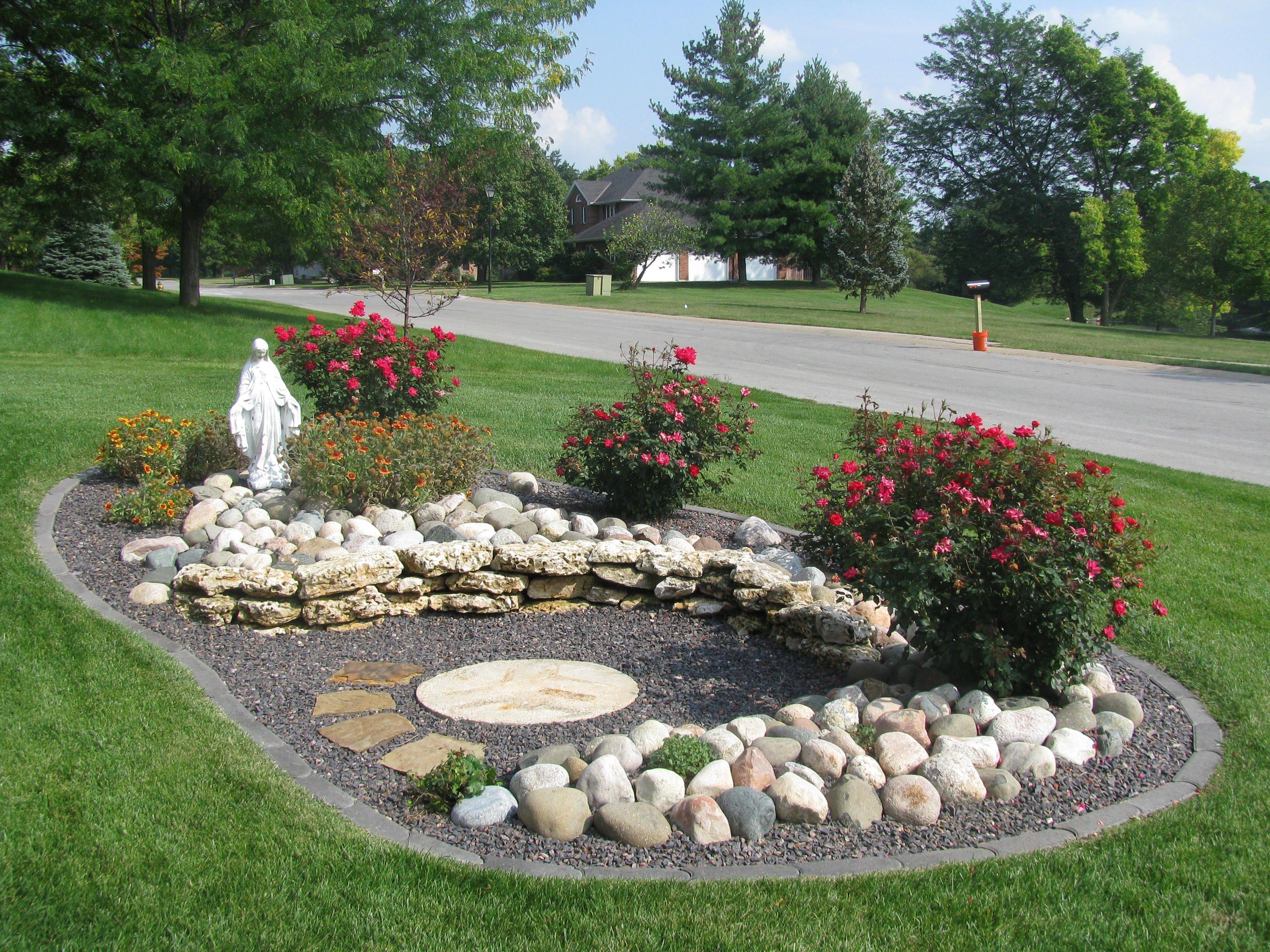 Inspiration Memorial Garden Ideas Photographcreate A Memori Home Decor And Garden Ideas Backyard Flowers Beds Memorial Garden Small Backyard Landscaping Backyard diy memorial garden