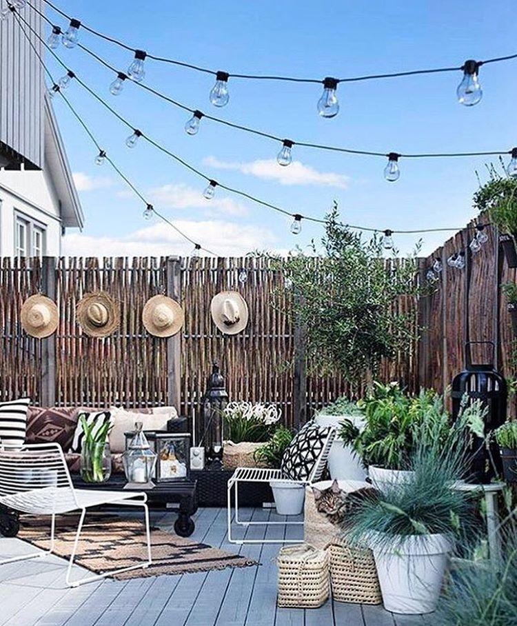 Inspirations jardin terrasse balcon voila lu0027t