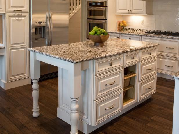 Granite Kitchen Islands Pictures  Ideas From Granite kitchen