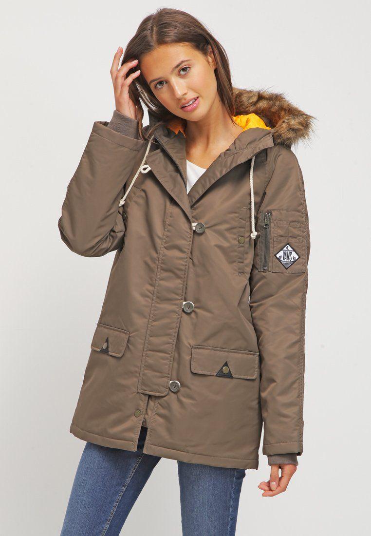 manteau femme vans