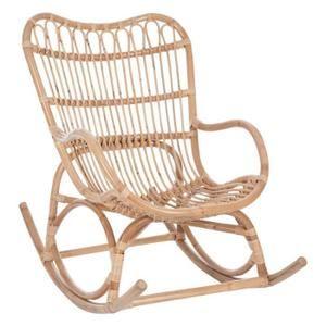 Epingle Par Malvina Val Sur Le Salon De Mes Reves Cdiscount Fauteuil A Bascule Fauteuil A Bascule En Rotin Chaise A Bascule
