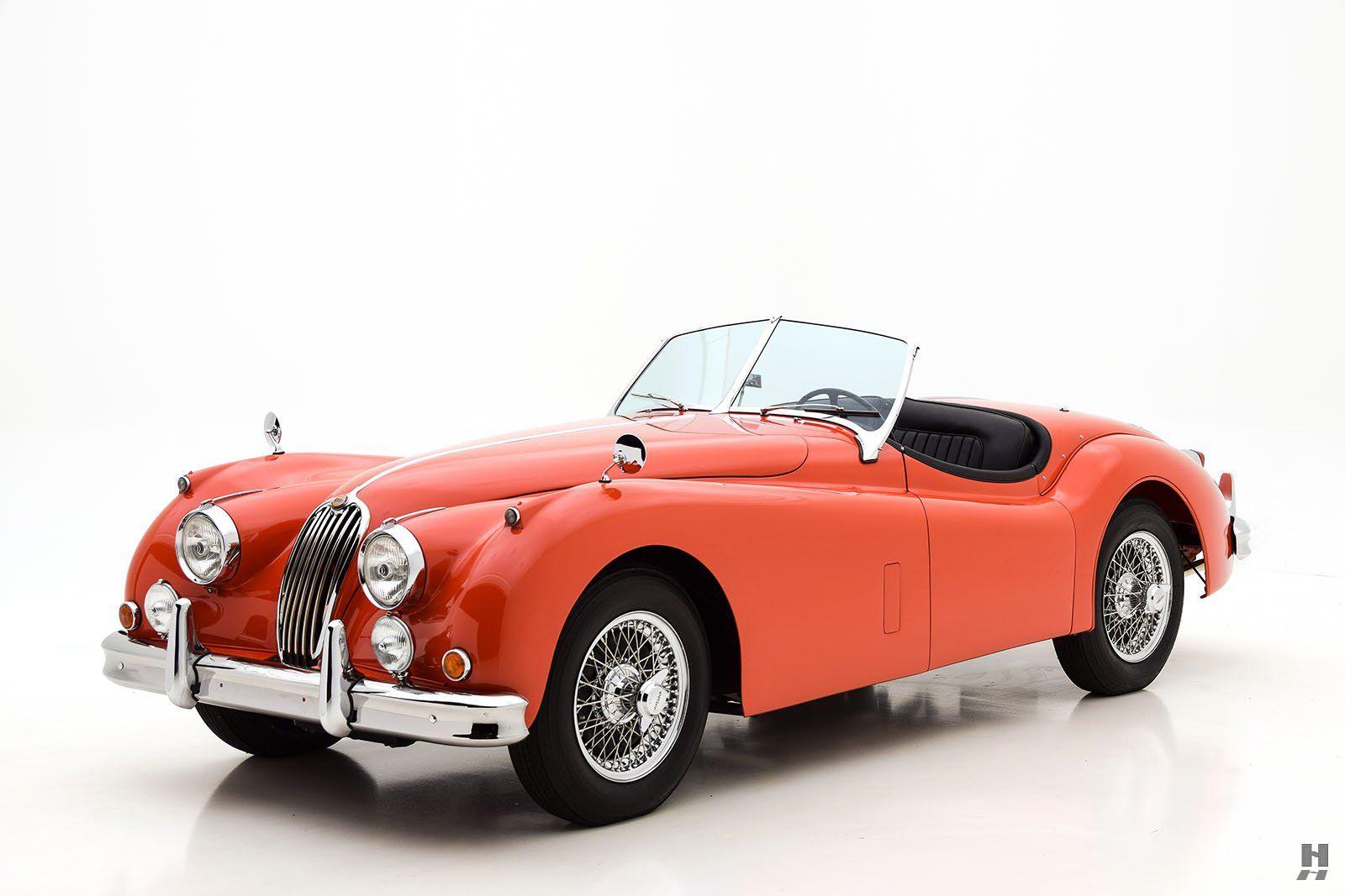 1955 Jaguar XK 140 M Roadster | Hyman Ltd. Classic Cars | 0ld cars ...