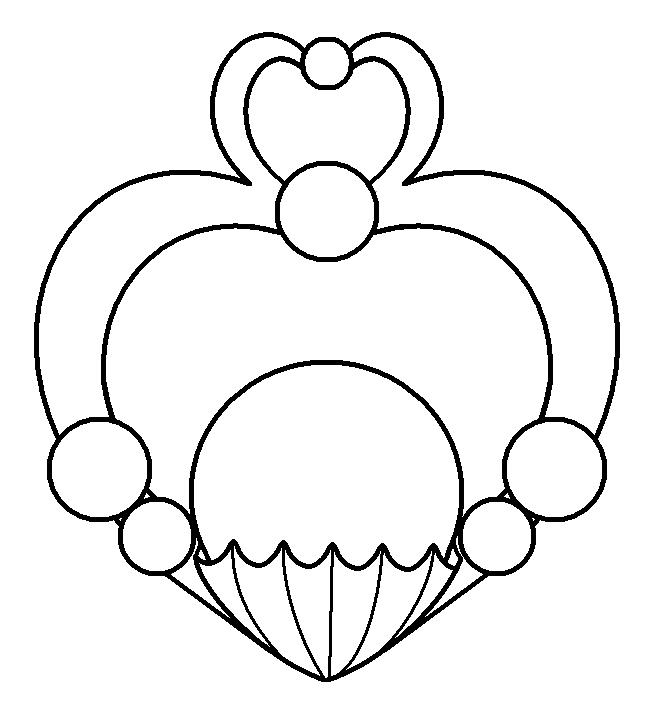 Garnet Orb Blank by Sweet-Blessings on DeviantArt | Sailor ...