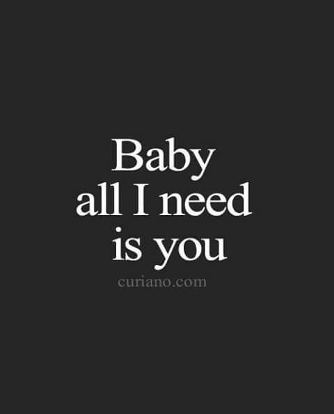 I Need You Right Now And Always Mi Amor Love Quotes Life Quotes