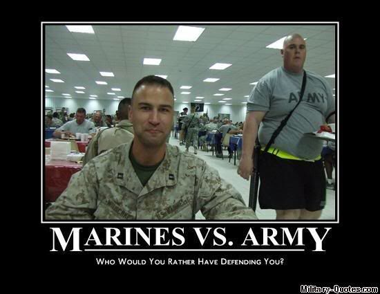 marines vs army only the few understand pinterest marines