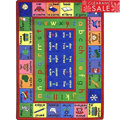 Joy Carpets Kid Essentials Language  Literacy Spanish LenguaLink - visitor sign in sheet template