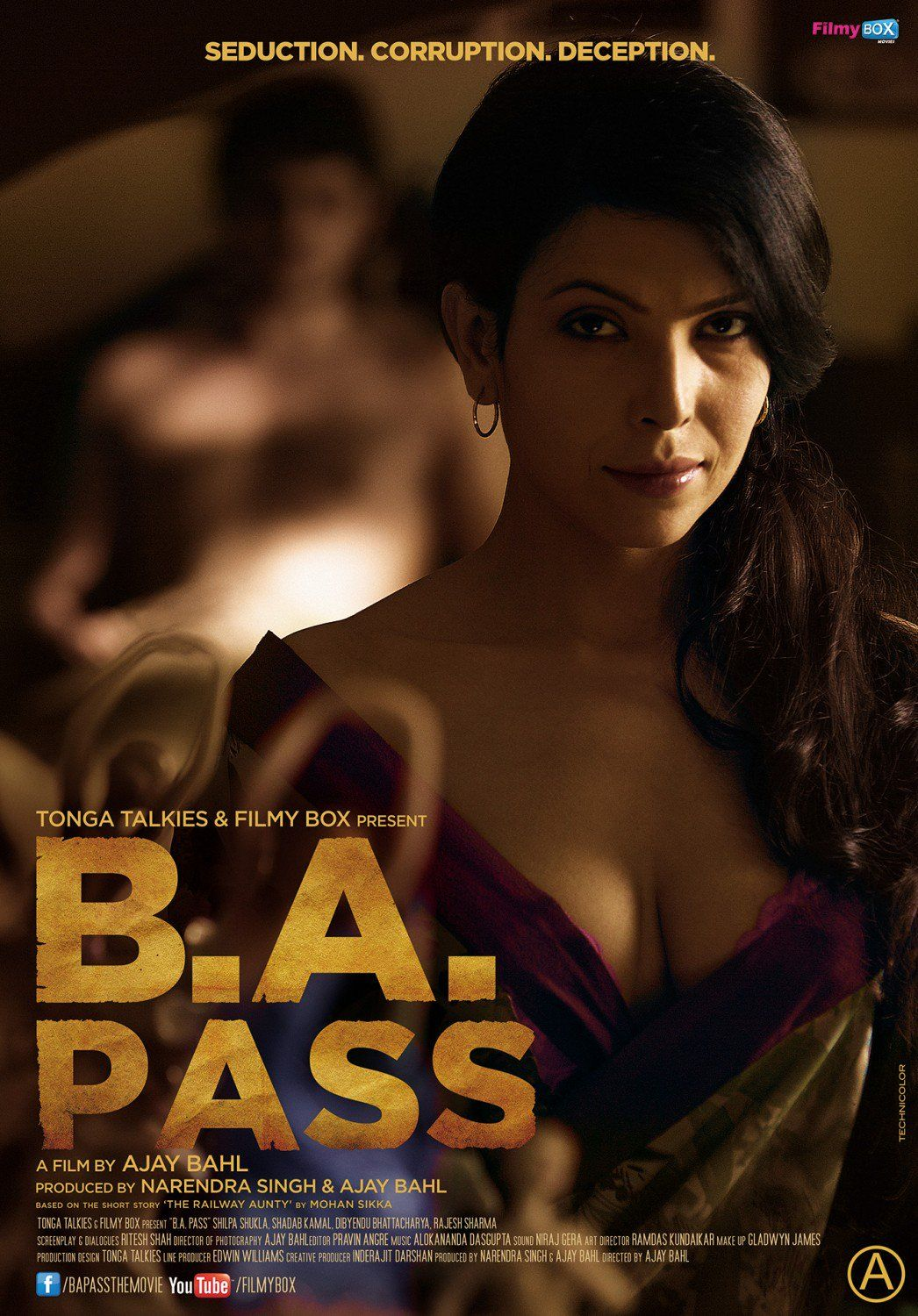 B.A. Pass (2012) Full Movie Watch Online HD Download in