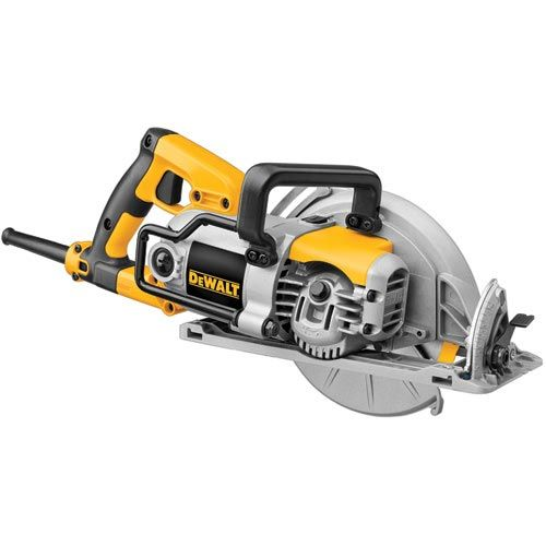 Dws535 7 1 4 Worm Drive Circular Saw Dewalt Tools Dewalt Tools Dewalt Power Tools Power Tools