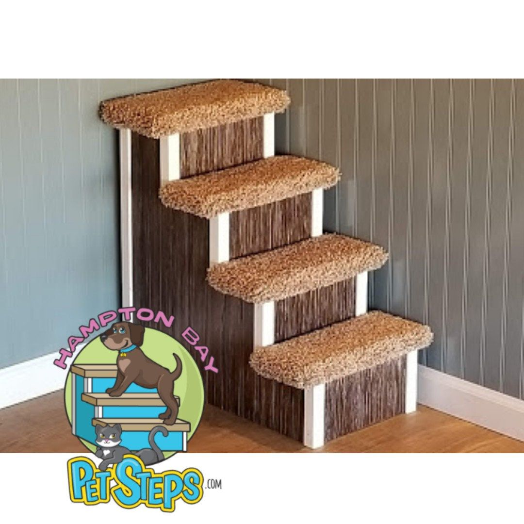 Dog Stairs Great For Small Dogs 530 Lbs & High Beds