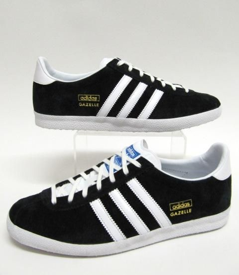 mens adidas dark grey gazelle og trainers nz