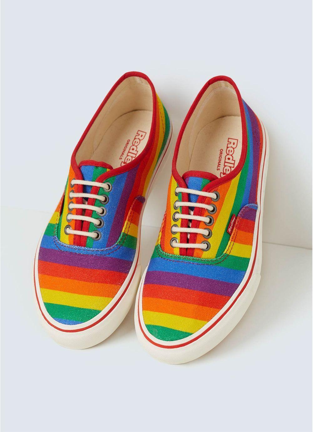 df3bfd7de43 TENIS IR 10 PRIDE LGBT+ UNICA - Compre Online na Redley!