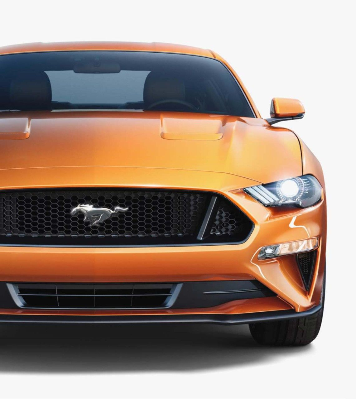 2018 Ford Mustang Sports Car
