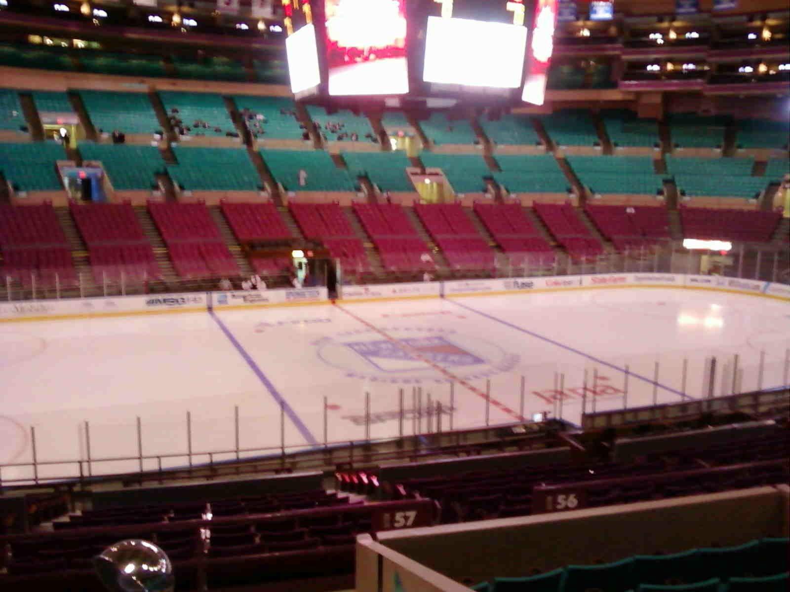 Madison Square Garden Pre Renovations Madison Square Garden