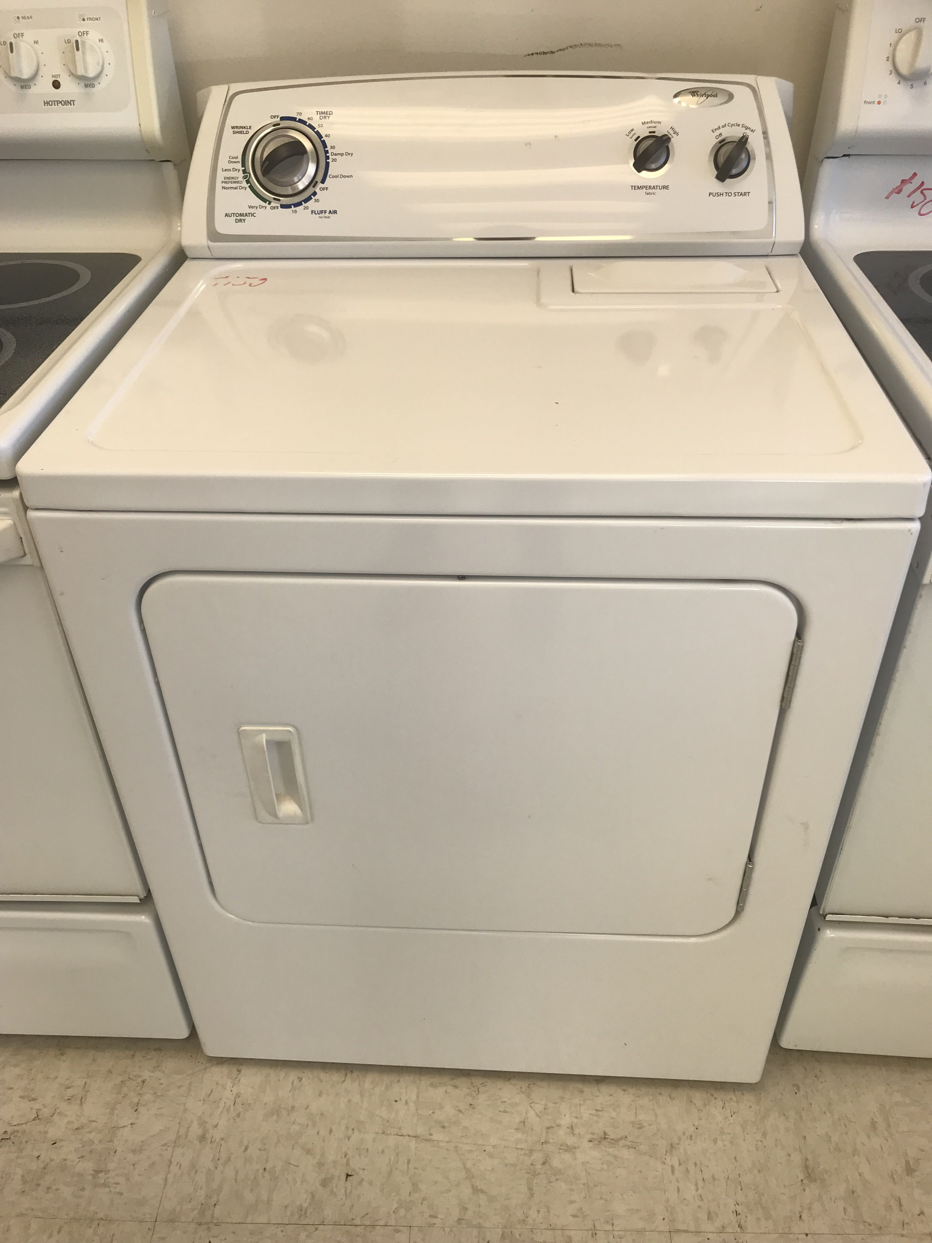 Selling This Beautiful Whirlpool Dryer In Excellent Condition For