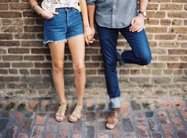 His and hers denim.