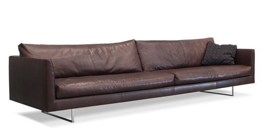 Supersized Style: Extra Long Sofas U2014 Apartment Therapy Shopping Guide |  Apartment Therapy