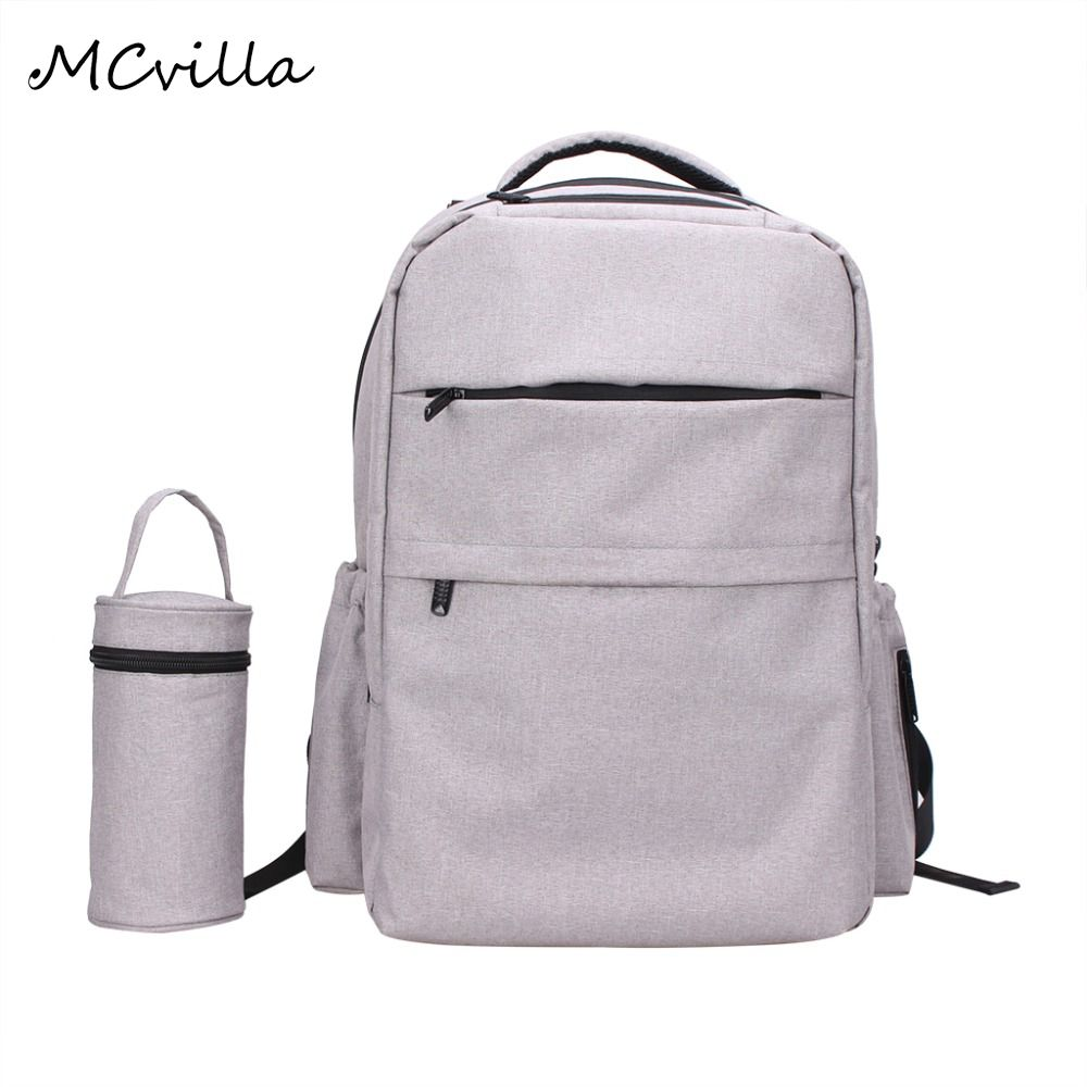 2017 Fashion women's Backpack Maternity Nappy Bag Mother comfortably Large Capacity Baby Waterproof Travel Backbag Nursing Bag