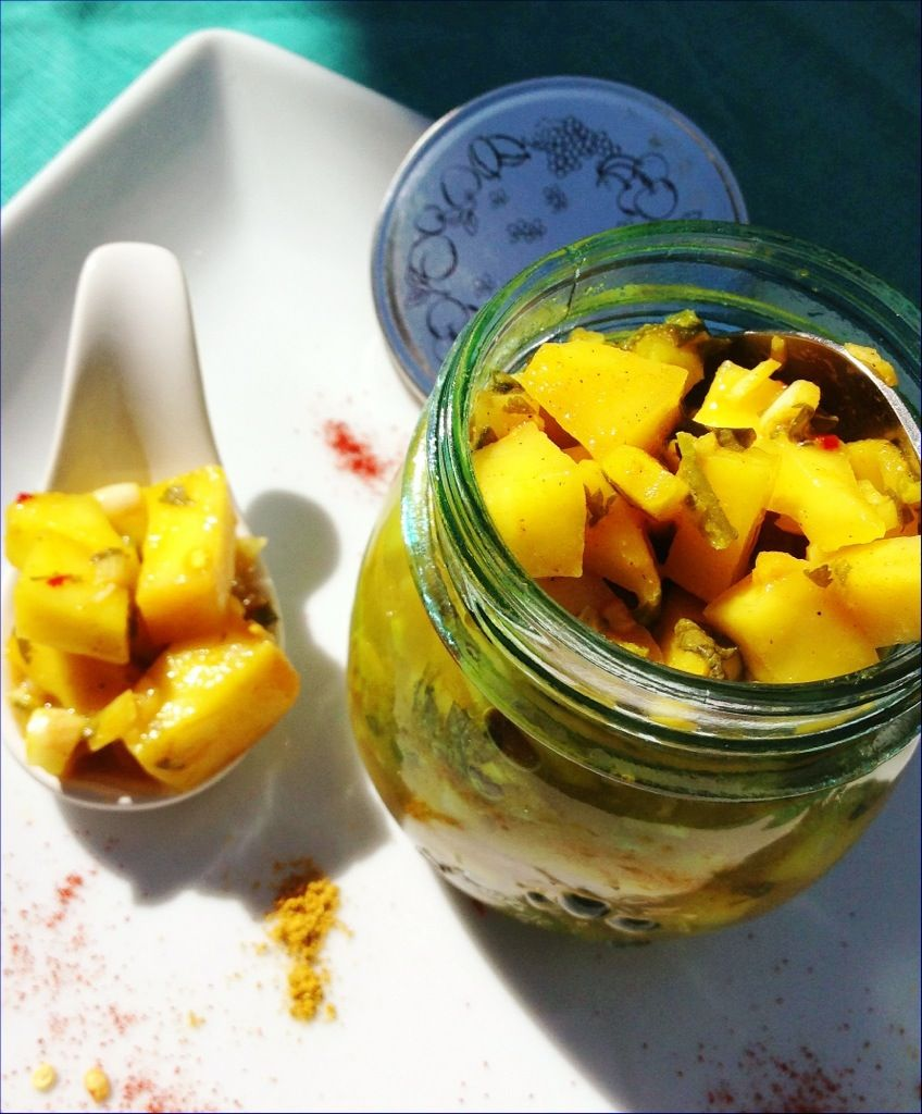 Best 25+ Mango Chutney Recipes Ideas On Pinterest