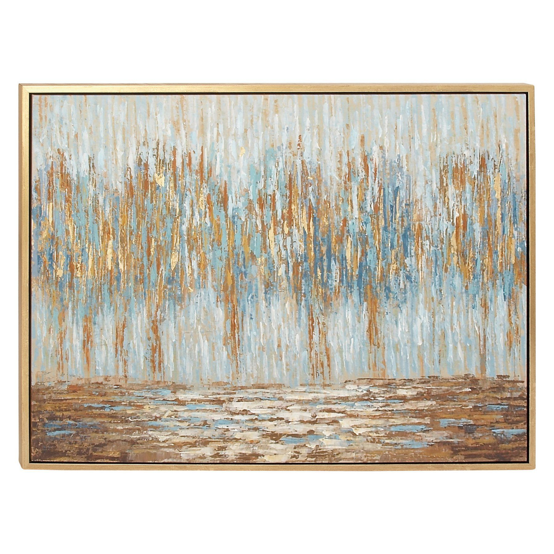 Decmode faded forest trees wall art tree wall art and products
