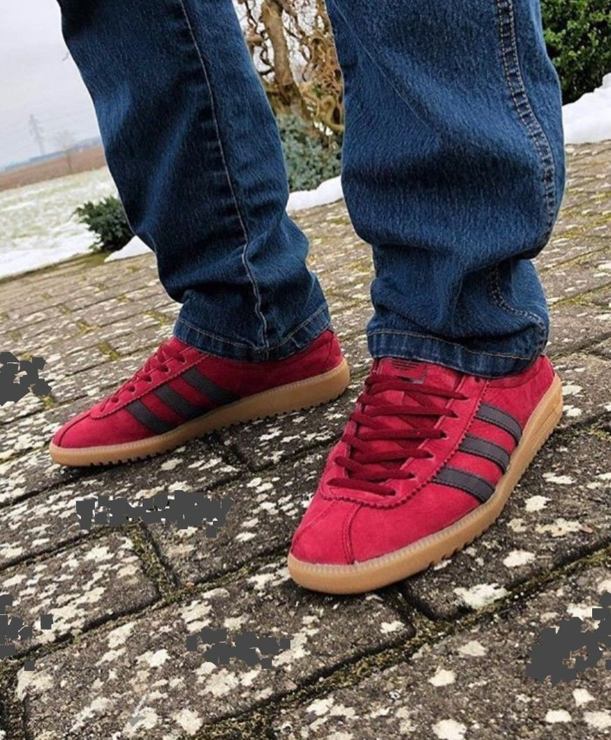 low priced 10ce9 fb136 Bermuda on feet and on the street Adidas Og, Football Casuals, Adidas  Originals,