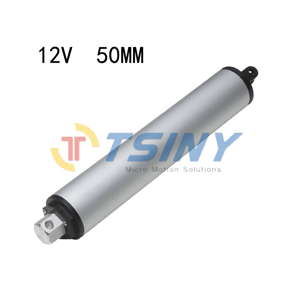 Stroke 50mm 12v 230mm S High Speed Linear Actuator Electric Lift Actuator Motor Free Shipping In Dc Motor From Industry Busin Linear Actuator Actuator Linear