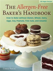 Photo of The Allergen-Free Baker's Handbook ebook by Cybele Pascal – …