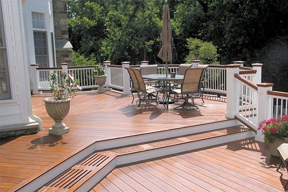 Composite Decking: a helpful primer Summary Composite decking, in labor and materials, Composite Decks are increasingly viable options for new decks.