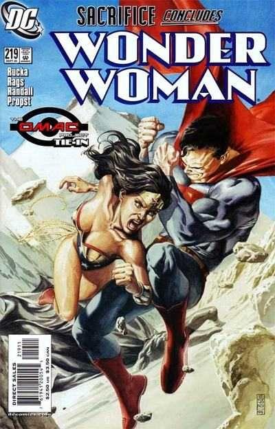 Wonder Woman #219 - Sacrifice, Part 4 of 4 (Issue)