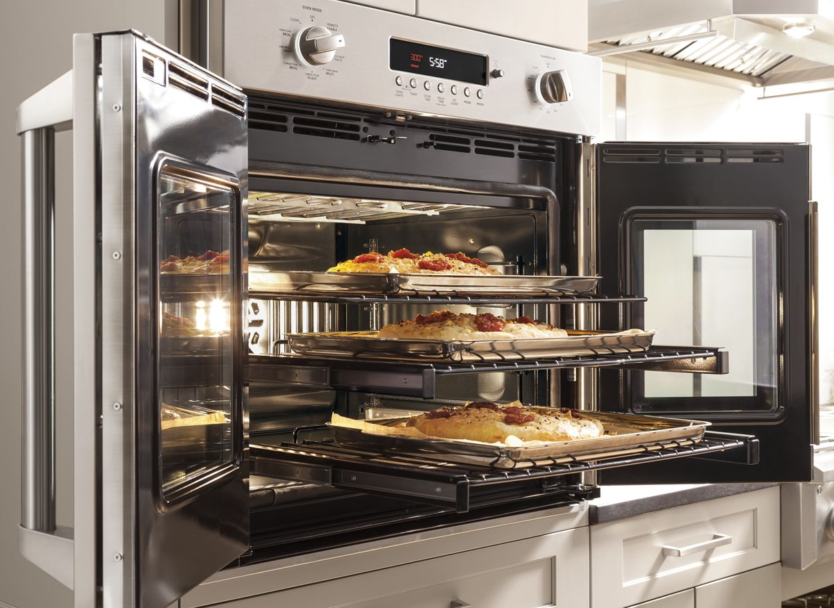 Image Result For Luxury Built In Ovens French Door Oven