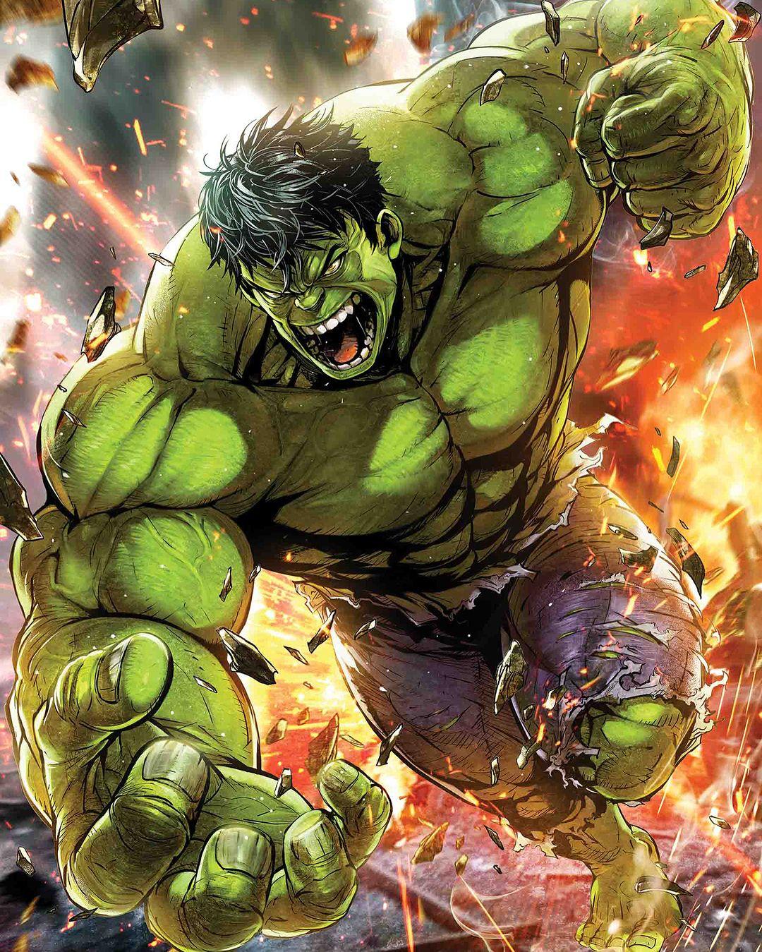 Pin by Hùng Hùng on Drawing Ideas | Hulk comic, Hulk marvel, Hulk artwork