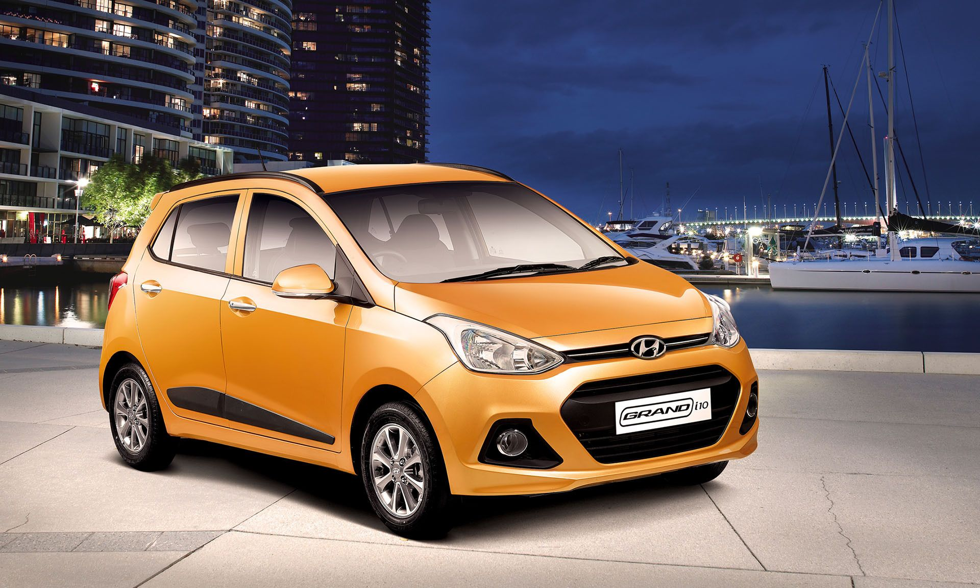 Hyundai Grand I10 2015 Photos Images And Wallpapers Mouthshut