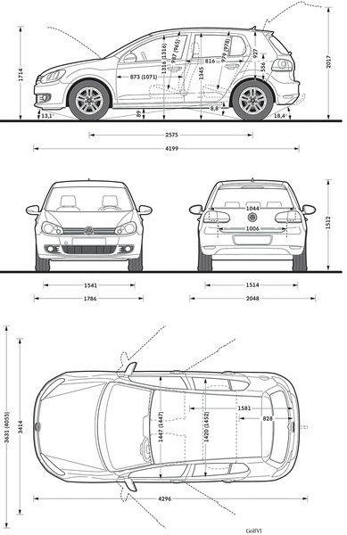 Volkswagen Golf 6 2008 2013 Polovnjak Iskustva