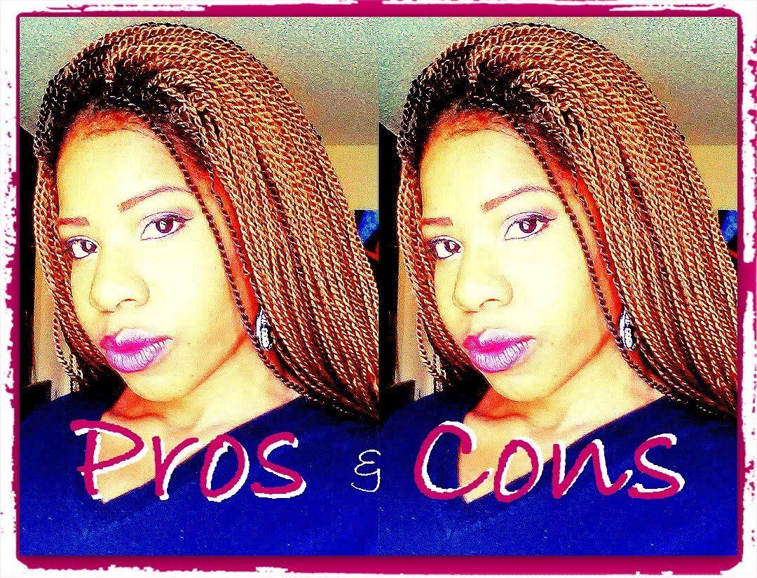 Crochet braids update pretwisted hair pros u cons ebony hair