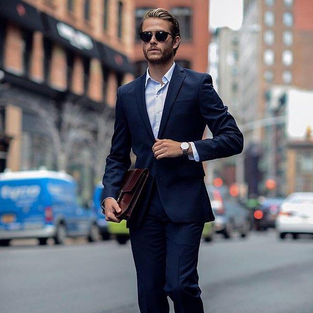 Bar III Midnight Blue Slim-Fit Suit Separates | Suit separates ...