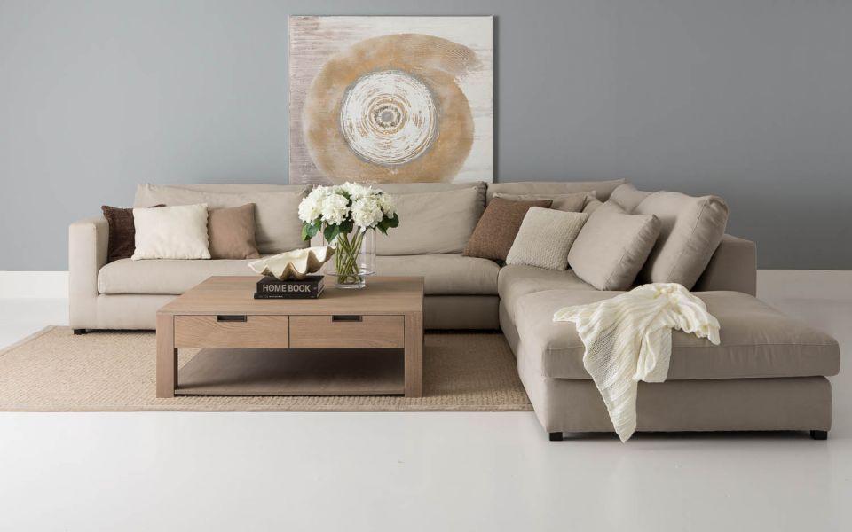 Hoekbank ravenia 60167179 hoekbanken goossens wonen for Goossens meubelen