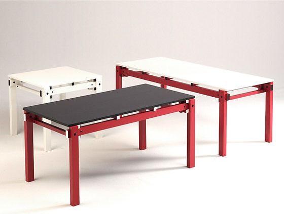 Gerrit Thomas Rietveld Military Furniture Series Table