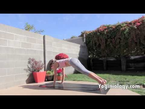 yoga sun salutation sequence for beginners part 2