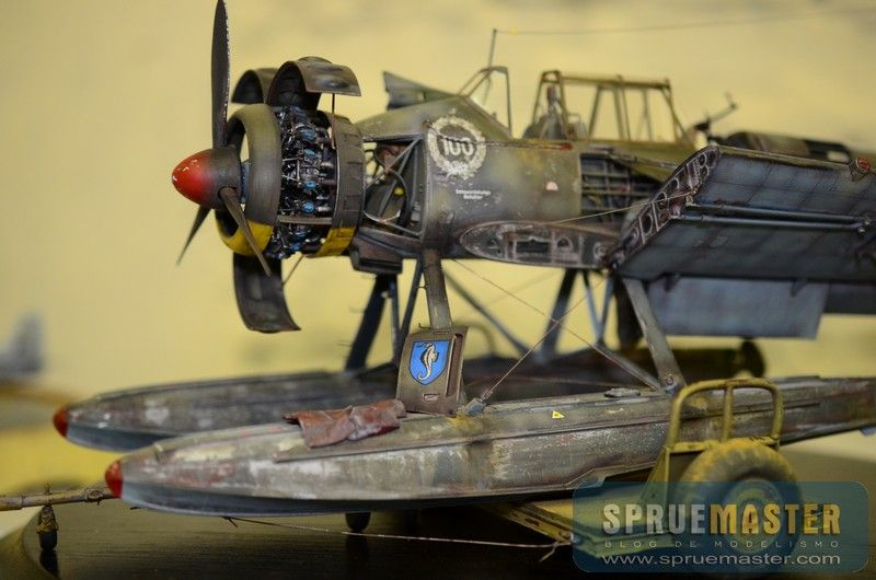 Arado 196 1/32 Revell by Wilson Shepard   Model airplanes, Warship ...