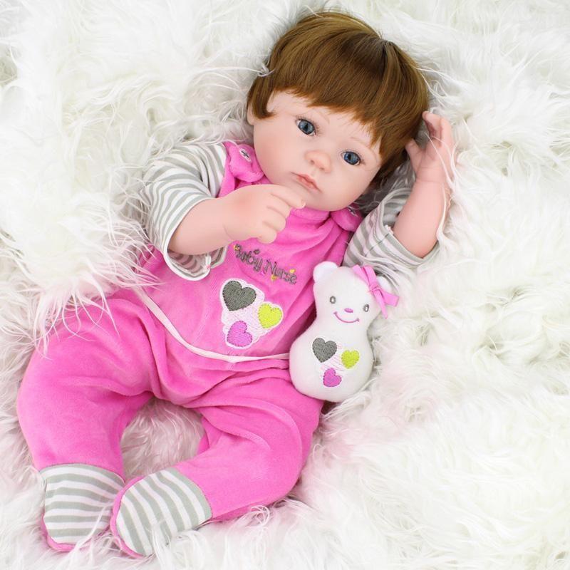 Full Body Silicone Baby Doll Clara | Baby dolls for sale
