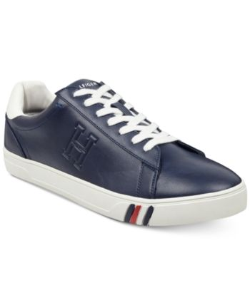 536af391e49d Tommy Hilfiger Men s Jeron Sneakers - Blue 10.5