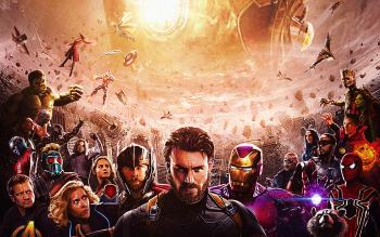 Avengers Infinity War 4k Ultra Hd Wallpaper And Background Image 5000x2732 Id 896146 Avengers Infinity War Marvel Vs Dc Comics