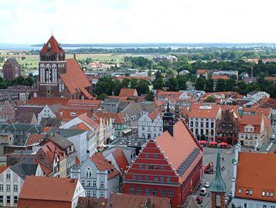 Fresh Greifswald Germany
