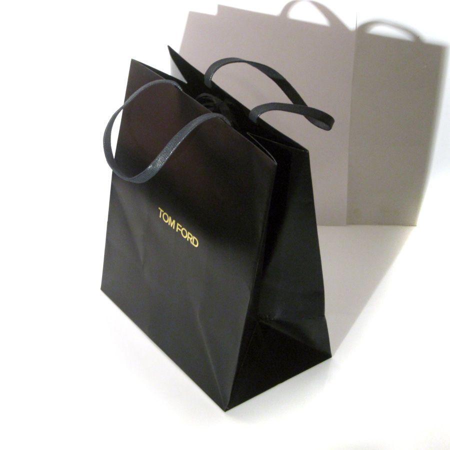 Tom Ford Glossy Gift Bag Lot Of 12 Ebay Gift Shopping Bag Go Shopping Paper Shopping Bag