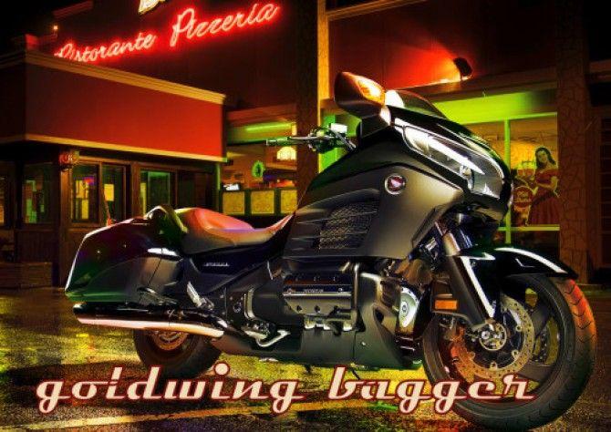 Honda Goldwing F6b Bagger Tourer Motorcycles Goldwing Motorcycles Motorcycle